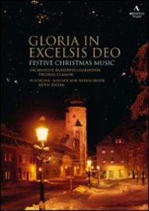 Gloria in Excelsis Deo. Festive Christmas Music - DVD