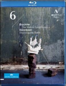 Bruckner. Sinfonia n.6 - Blu-ray