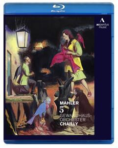 Gustav Mahler. Symphony No. 5 - Blu-ray