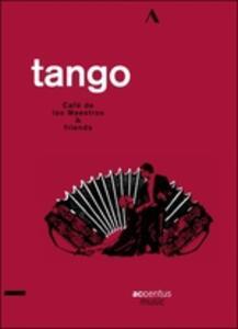 Tango. Café de los Maestros & friends - DVD