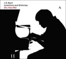 Invenzioni a due e a tre voci - CD Audio di Johann Sebastian Bach,Zhu Xiao-Mei