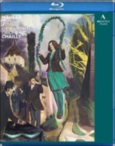 Gustav Mahler. Sinfonia n. 7 - Blu-ray