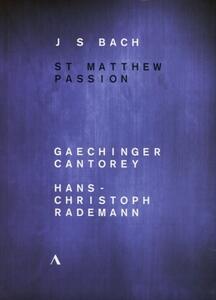 Passione secondo Matteo BWV 244 (2 DVD) - DVD
