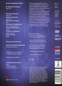 Passione secondo Matteo BWV 244 (2 DVD) - DVD - 2