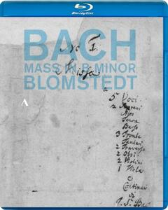 Messa in Si minore BWV 232 (Blu-ray) - Blu-ray
