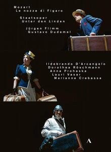 Le nozze di Figaro (2 DVD) - DVD