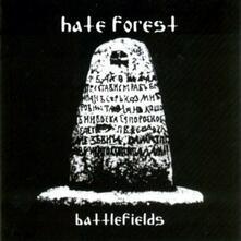Battlefields - CD Audio di Hate Forest