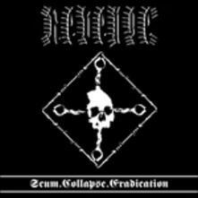 Scum.Collapse.Eradication - CD Audio di Revenge