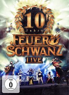 10 Jahre Feuerschwanz - CD Audio di Feuerschwanz