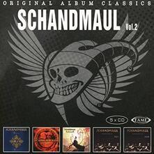 Original Album Classics 2 - CD Audio di Schandmaul