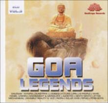 Goa Legends 3 - CD Audio