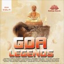 Goa Legends 4 - CD Audio