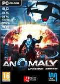 Videogiochi Personal Computer Anomaly: Warzone Earth
