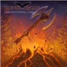 A Mighty Metal Axe - CD Audio di Black Hawk