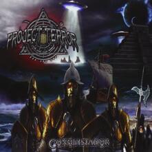 Conquistador - CD Audio di Project Terror