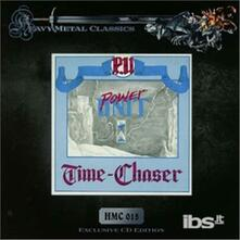 Time Chaser - CD Audio di Power Units