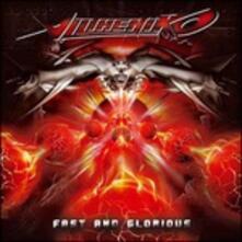 Fast and Glorious - CD Audio di Alltheniko