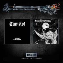 Stranger in the Twilight - Night Prowler - CD Audio di Camelot,Night Prowler