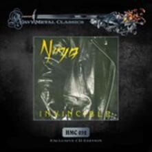 Invincible - CD Audio di Ninja