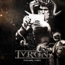Rebels Shall Conquer - CD Audio di Tyron