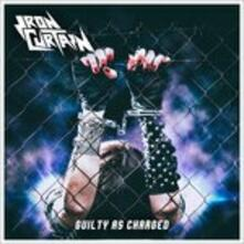 Guilty as Charged - CD Audio di Iron Curtain