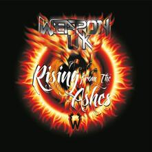 Rising from the Ashes - CD Audio di Weapon (UK)