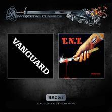 Deflorator-Vanguard - CD Audio di TNT,Vanguard