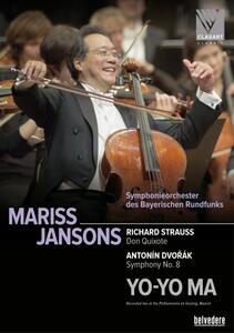 Sinfonia n.7 op.88, Concert Overture op.92 - DVD