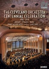 Film The Cleveland Orchestra Centennial Celebration (DVD)