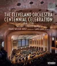 Film The Cleveland Orchestra Centennial Celebration (Blu-ray)