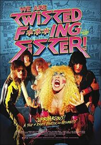 Twisted Sister. We Are Twisted F***ing Sister! (2 DVD) - DVD