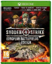 Sudden Strike 4: European Battlefields