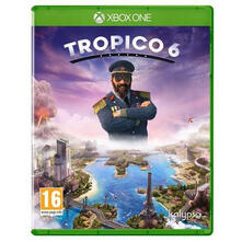 Koch Media Tropico 6 videogioco Xbox One Basic Francese