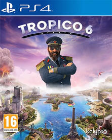 Kalypso Tropico 6 (PS4) videogioco PlayStation 4 Basic