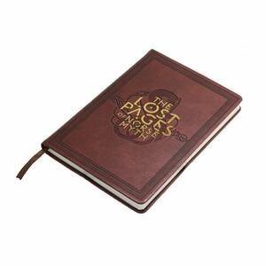 God Of War Lost Pages Notebook