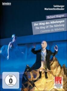 Richard Wagner. Der Ring Des Nibelungen. Salzburger Marionettentheater - DVD