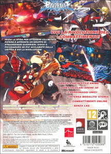 Videogioco BlazBlue: Calamity Trigger Xbox 360 10