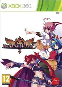 Arcana Heart 3 - X360 - 2