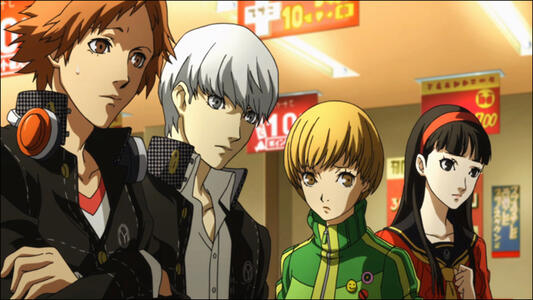 Persona 4 Arena Limited Edition - 7