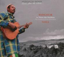Madagascar. Tanga - CD Audio