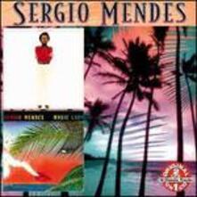 Sergio Mendes. Magic Lady - CD Audio di Sergio Mendes