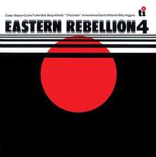 Eastern Rebellion 4 (Limited) - CD Audio di Cedar Walton