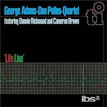 Life Line (Limited Edition) - CD Audio di George Adams