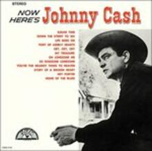 Now Here's (Japanese Edition) - CD Audio di Johnny Cash