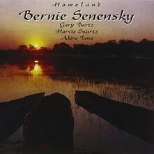 Homeland - CD Audio di Bernie Senensky