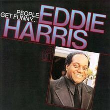 People Get Funny - CD Audio di Eddie Harris