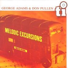 Melodic Excursions - CD Audio di George Adams