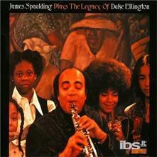 Plays the Legacy - CD Audio di James Spaulding