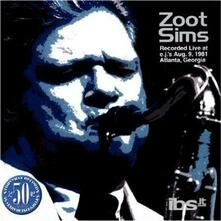 Live at E.j.'s - CD Audio di Zoot Sims