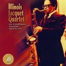 Live at Schaffhausen 1978 - CD Audio di Illinois Jacquet